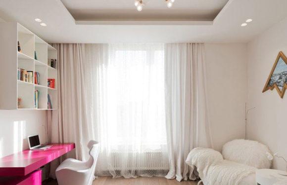 Подвесные потолки из гипсокартона: монтаж