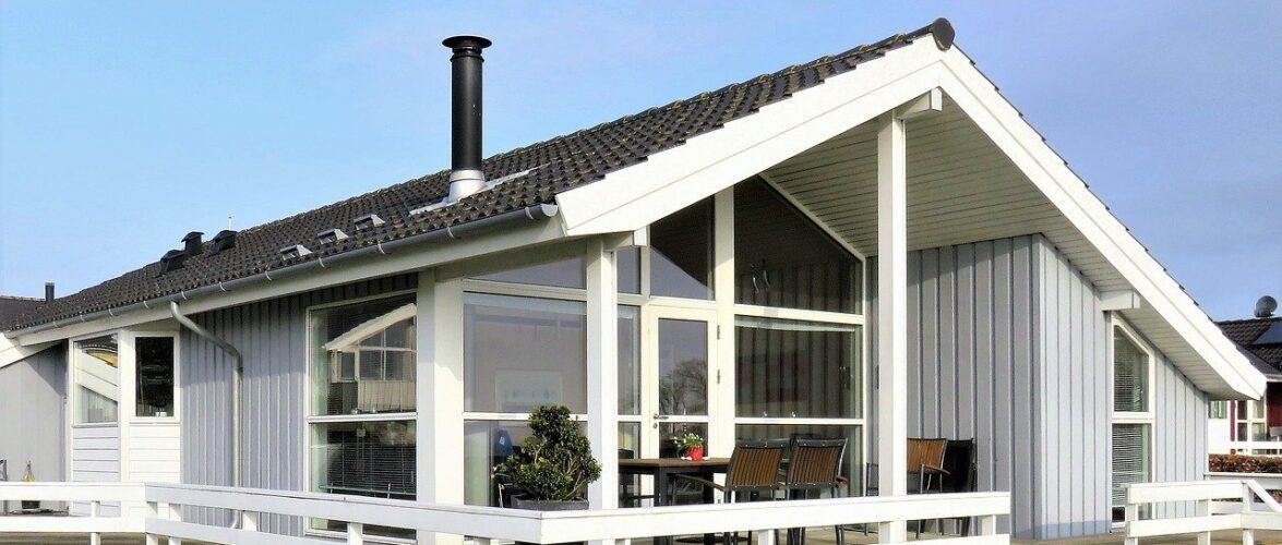 Норвежский стиль в строительстве домов